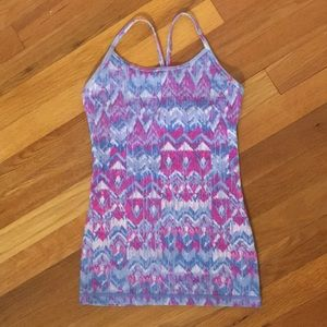 Colorful Athletic Tank Top